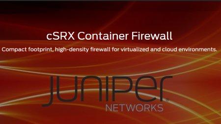 بررسی قابلیت های نسل جدید فایروالهای Juniper سری cSRX