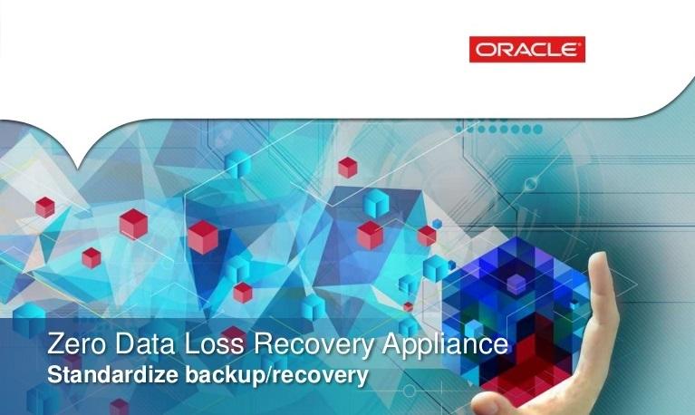 محافظت از اطلاعات با Zero Data Loss Recovery Appliance