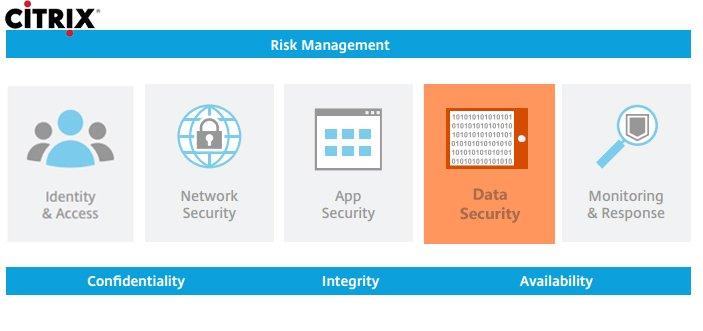 بررسی ابعاد امنیت اطلاعات از دیدگاه Citrix