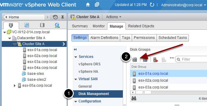همه چیز درباره VMware Virtual SAN - قسمت دوم