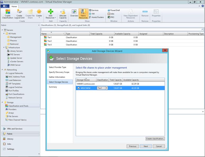 ویژگیهای Virtual Machine Manager شرکت مایکروسافت