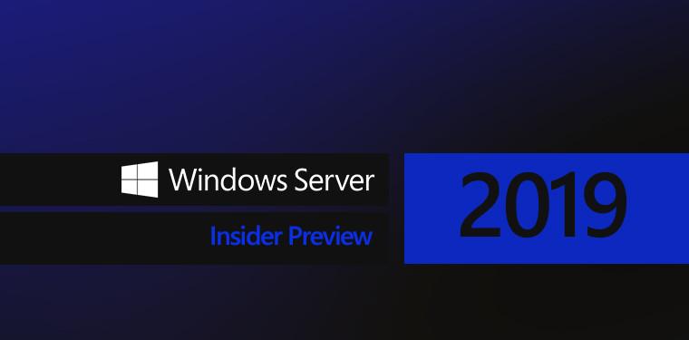 معرفی امکانات جدید Windows Server 2019
