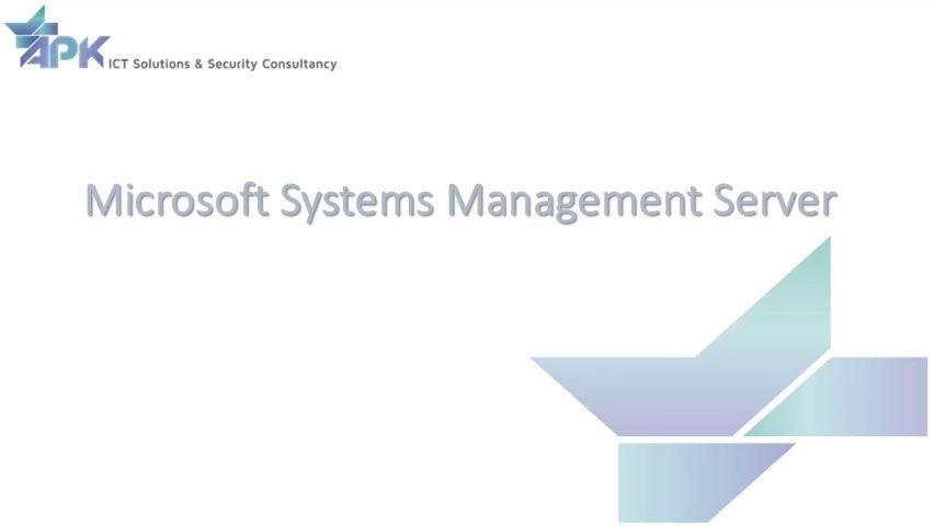 امکانات و قابلیت های Microsoft SCCM