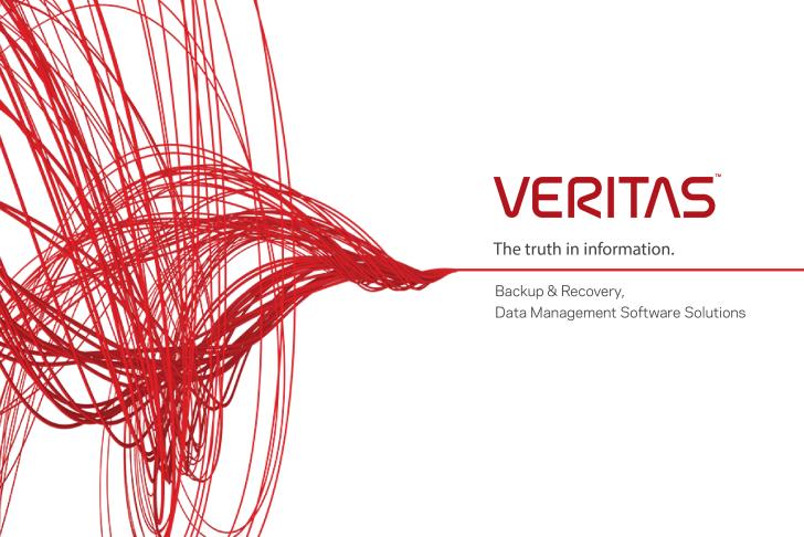 محافظت از زیر ساخت مجازی با Veritas