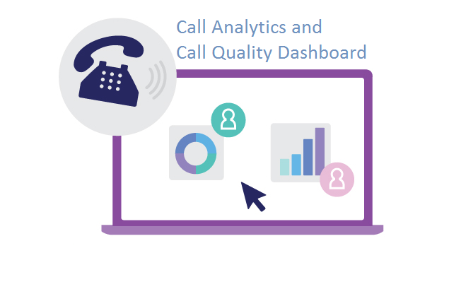 بررسی وضعیت کیفیت تماسها در Skype for Business