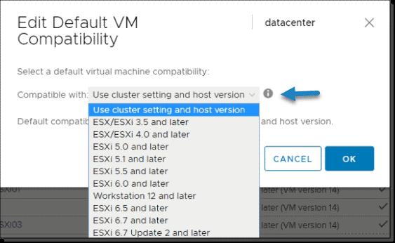 قابلیت ها و امکانات جدید در VMware Virtual Hardware 15 و vSphere 6.7 U2