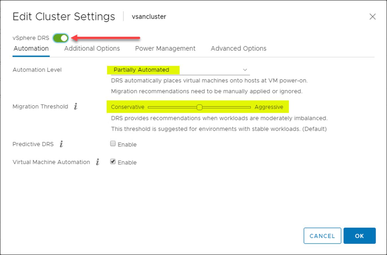 VMware DRS چیست