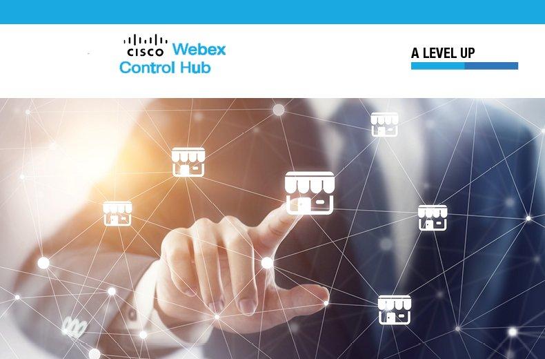 راهکار Webex Control Hub