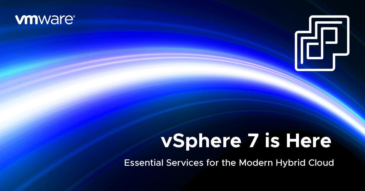 vSphere 7 Core Storage