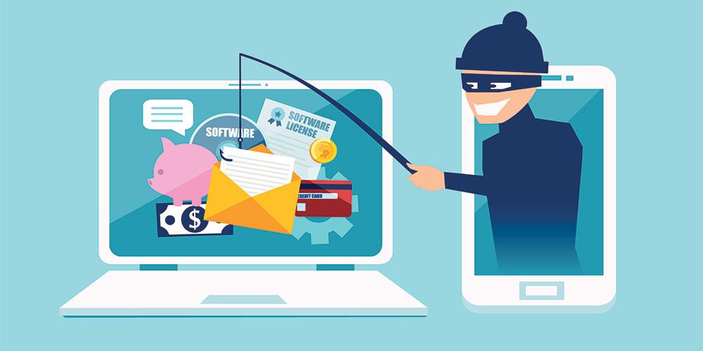 حملات Phishing چیست